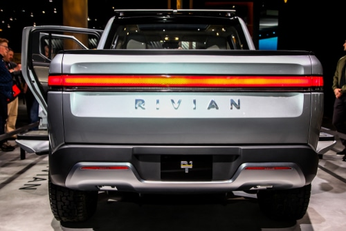Rivian adds 1.3 billion at the end of year