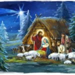 Prince of Peace Lutheran Church To Hold 12th Night Nativity Display