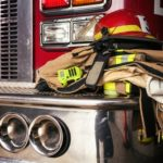 Naperville firefighters respond to structure fire call on Jan. 13