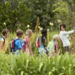 No Child Left Inside grant program helps students learn outside