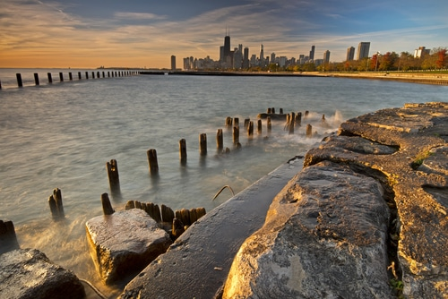 Lightfoot, Stratton, Durbin request emergency declaration to protect City's lakeshore