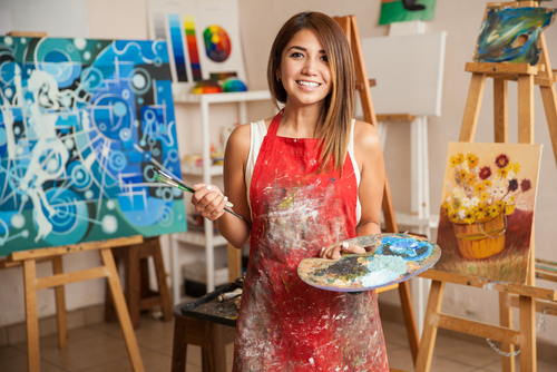 Aspiring Artists Exhibition to be presented by Freeport Art Museum from Feb.28 to Apr. 2