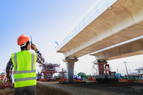 Tri-State Tollway Bridge advances, massive beams to arrive this week