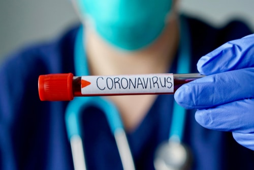 Third Illinoisan with Coronavirus?