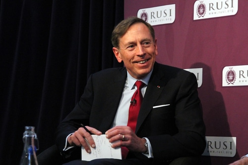 Retired Gen. David Petraeus to keynote ninth World Leaders Forum