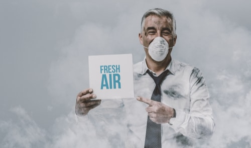 Coronavirus impacts air quality in unexpected manner