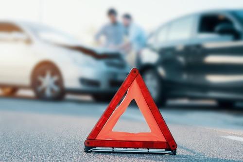 Traffic Crash on Washington Street & Naperville Police Response