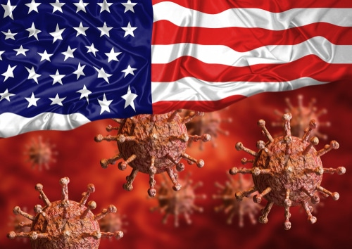 Coronavirus forces three out of four Americans under lockdown