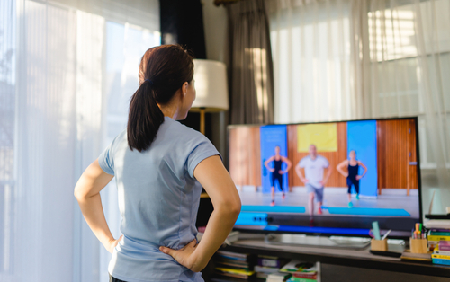 Virtual Fitness Classes Offered