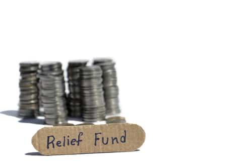 Lauren Underwood appreciated by Elgin Mayor Kaptain for Relief Funds