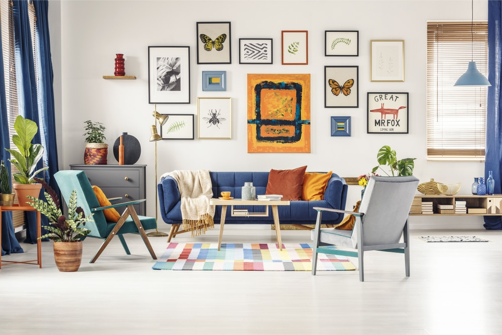 Wall Décor Ideas and Tricks to Make Your Home More Stylish