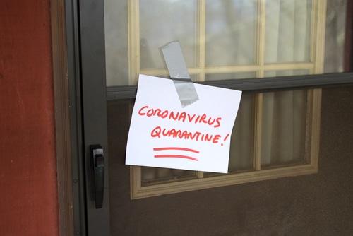 New York: Quarantine imposed on eight states