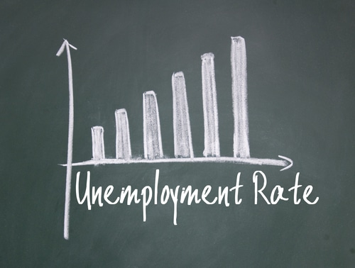 Illinois sees unemployment rates rising