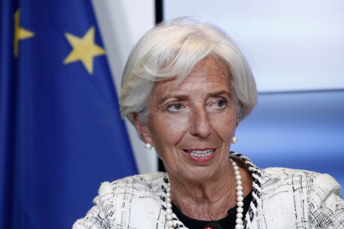 European Bank's president says women leadership is working better to deal with coronavirus crisis