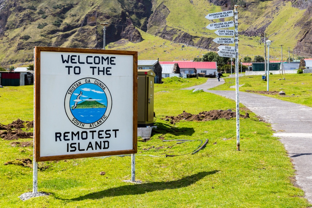 3 of the most remote islands in the world