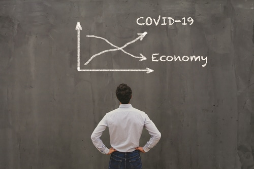 COVID-19 Takes a Toll on US Economy