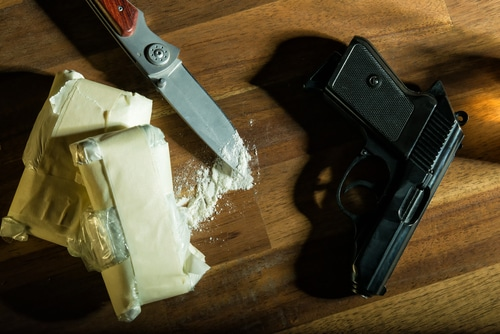 Federal Drug and Gun Investigation Charges