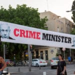 Protestors gather outside Netanyahu's residence, ask for his resignation