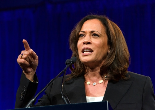 Kamala Harris halts campaign travel over positive COVID-19 tests of staff members