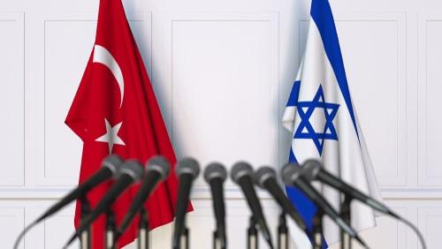 Turkey deploys ambassador to Israel after 2-year gap