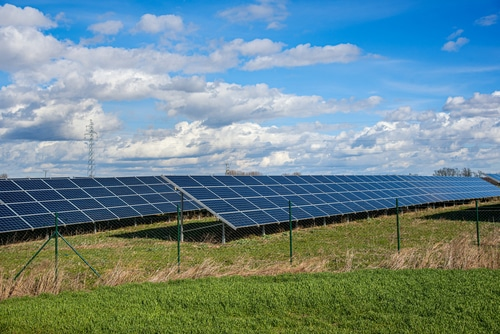 Solar Panel for Naperville City