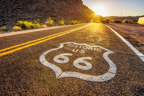 Route 66 Commission: Open Road