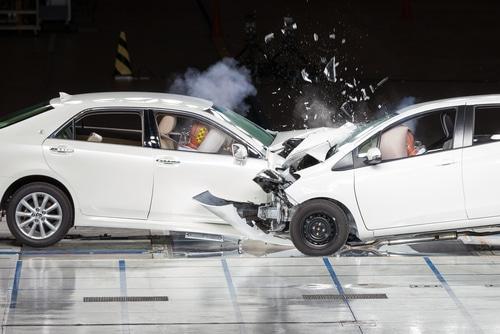 Crash with Injuries Involving an Ambulance Barrington Rd at St. Alexius, Hoffman Estates