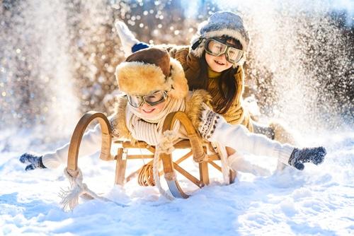 Knoch Knolls Nature Center Offering Winter Nature Activities