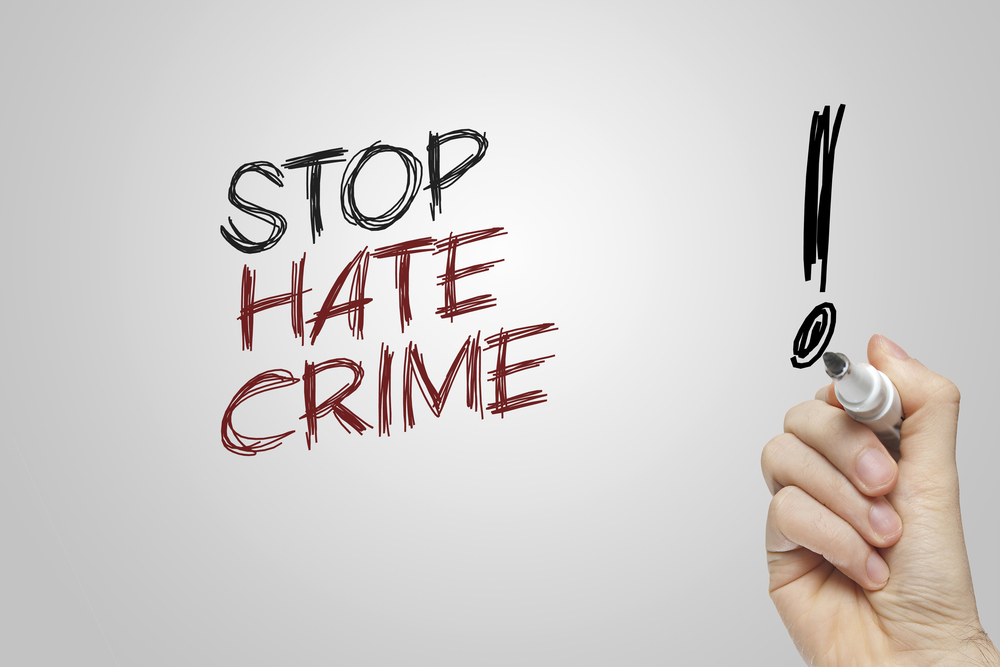 Southern Illinois U.S Attorney's Office and FBI Springfield Call on Public To Report Hate Crimes