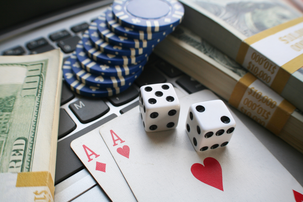 Man Charged With Conducting Illegal Sports Gambling Business