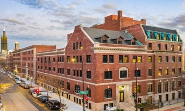 Mixed-use community in West Loop Submarket secures .5 million loan