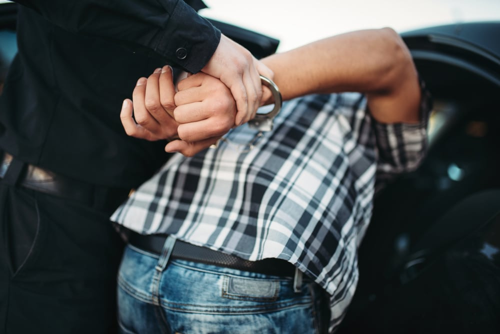 Springfield Police: Firearms Arrest