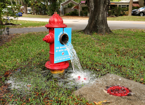 Joliet Fire Department will be entering the Second Phase of its Annual Hydrant Testing