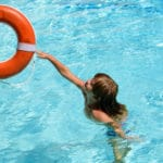 Child Rescued by Lifeguard at Pool at Birchwood Recreation Center on Illinois Ave in Palatine