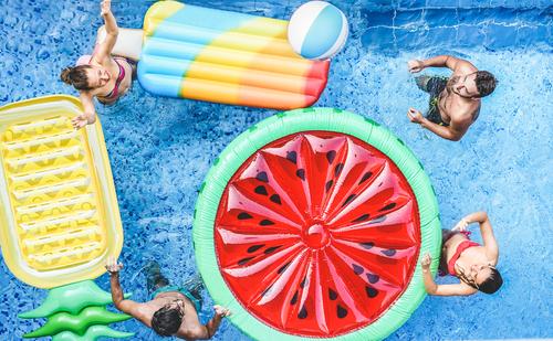 Aquatic Programs Begin Soon at Centennial Beach