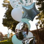 Mylar Balloons Cause Power Outage and Line Damage This Morning