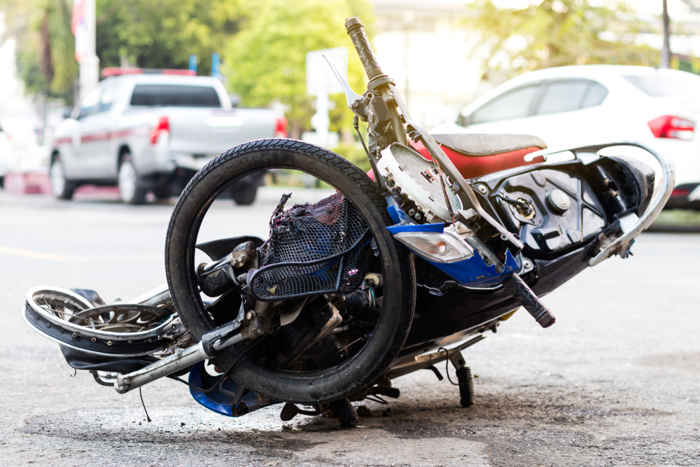 Fatal Motorcycle Crash at Route 176 and Fairfield Rd Between Mundelein, Wauconda