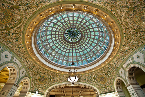 City to Begin 12-Month Restoration of the Chicago Cultural Center